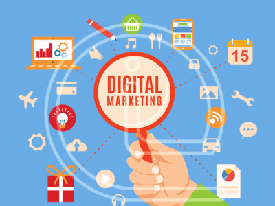 POSITIVE DIGITAL FOOTPRINT – Digital Marketing